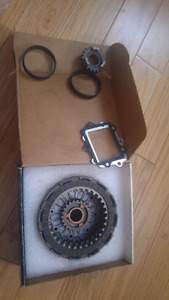 2007 yz250 clutch components