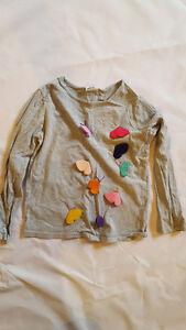 Girls Mini Boden Long Sleeve Shirts (Various Sizes) $5 each London Ontario image 2