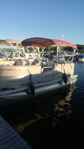 Excellent condition boat for sale, bought new in 2015