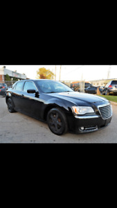 2013  black Chrysler 300 for sale