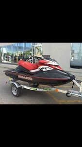 Seadoo RXP supercharged 215hp
