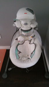 Fisher Price Baby Swing 3 in 1 Position Platinum Edition