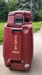 Carpet Extraction Steam Cleaner