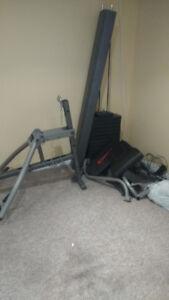 Bowflex Weight Machine