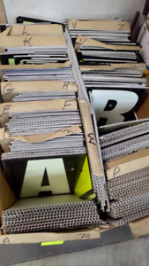 Letters for Signage