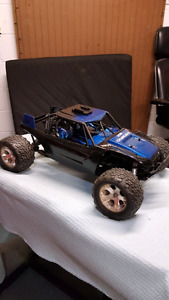 Axial Yeti RC, 1/10 scale Waterproof Brushless.