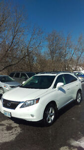 2010 Lexus RX 350 AWD SUV Price Reduced for quick Sale!