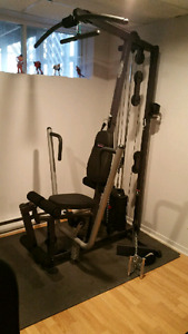Appareil musculation body solid g1s