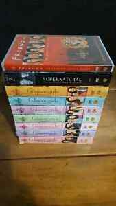 Various TV shows dvd