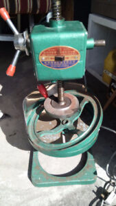 Ice slicer machine...for parts???