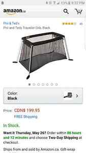 Travel playpen great for camping