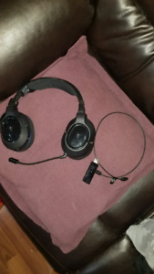 Trading ps4 headset for xbox 1 headset