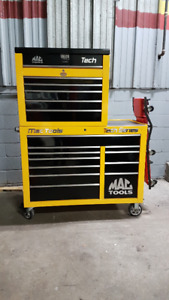 Brand new toolbox and all tools for sale