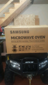 Over/Range Microwave