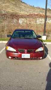 2002 Grand Am Immaculate condition