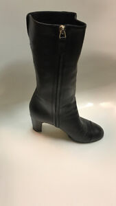NEW CHANEL SHORT BOOTS