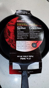 Cast Iron Skillet 12 in. pan