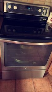 Whirlpool Electric convection oven for sale