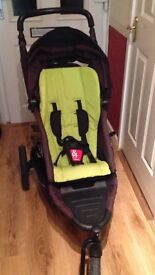 Phil and Teds Navigator Single Buggy with Face to Face Seat