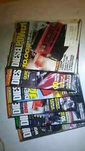 Diesel power magazines