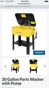 20 Gallon Parts Washer