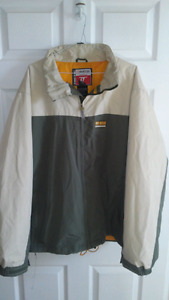 Burton tactic winter/snowboard jacket. Size xl