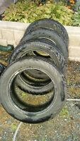 Brand New Tires P235/55/17--Fresh takeoffs from new vehicle