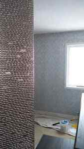 Colourful walls / wallcoverings Strathcona County Edmonton Area image 1
