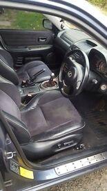 Lexus is200 full interior black / beige half leather heated 98-05 breaking spares is 200 is300 fit