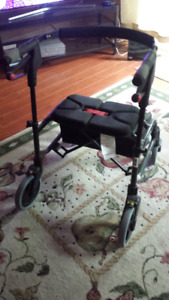 WALKER FOR SALE - ONLY 2 YEARS OLD AND LIGHTLY USED!