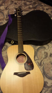 yamaha guitar  6 string for sale