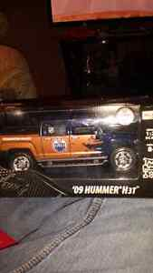 Sold Oilers Hummer Sold