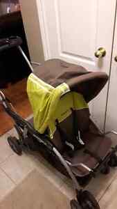 Baby Trend Sit and Stand Stroller & Carseat Carrier