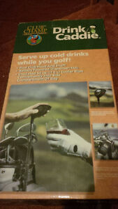 "Golf - ""Drink Caddie"" distributrice a breuvages"