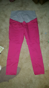 Size XL maternity pants, tops, dresses