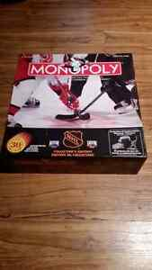 Monopoly NHL collectors edition.