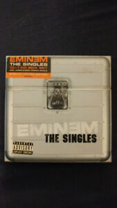 Eminem The singles, collector's edition