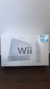 Wii sports + Wii fit plus + assessoires