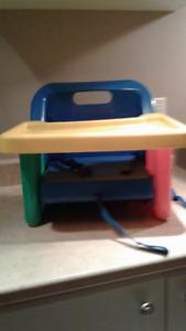 Chaise de table pour enfant