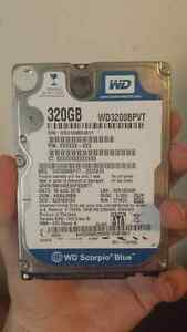320 gb hard drive for ps3