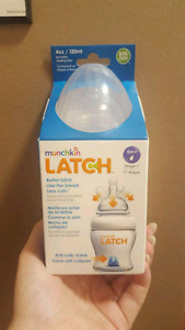 BRAND NEW LATCH BOTTLE