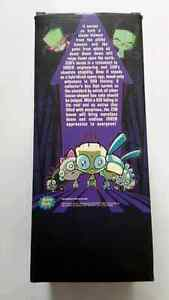 Invader Zim DVD Collector's Box with full DVD set and GIR figure St. John's Newfoundland image 3