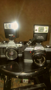 Camera's for sale