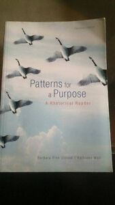 Patterns for a Purpose Book!!