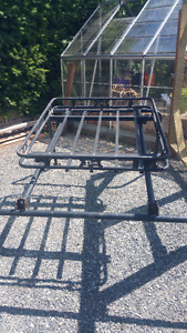 Safari Roof Rack for Jeep