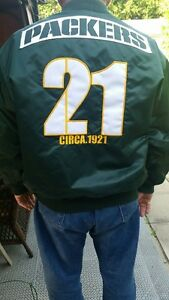 GREEN BAY JACKET FOR SALE!!
