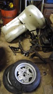 Motorcycle Trike Kit
