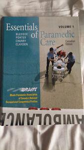 Brady Essentials of Paramedic Care Volume 1 & 2
