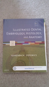 Illustrated Dental Embryology, Histology, and Anatomy $5