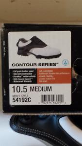 Foot Joy Contour Series Golf Shoes for sale (10.5 M) 2 Pairs
